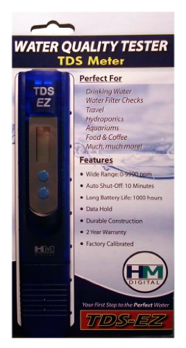 HM-Digital-TDS-EZ-Water-Quality-TDS-Tester-0-9990-ppm-Measurement-Range-1-ppm-Resolution-3-Readout-Accuracy-0-0