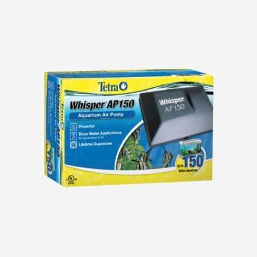 Tetra-Whisper-Aquarium-Air-Pump-AP150-up-to-150-Gallon