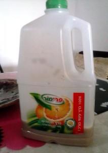 3 liter bottle to boost spirulina growth