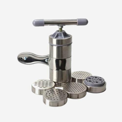 Spirulina Crunchies Noodles Machine,pasta Maker, stainless Steel