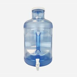 5 Gallon 18.92 Liter Big Mouth Polycarbonate container FDA Approved