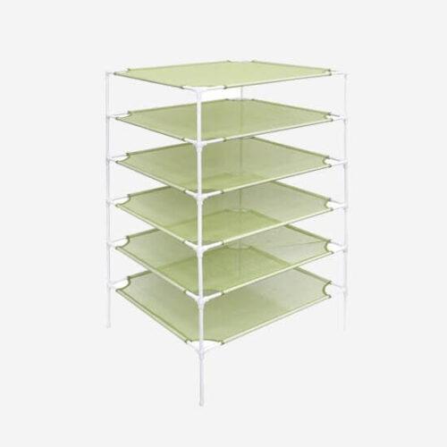 spirulina-drying-rack
