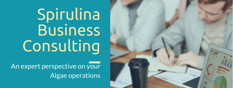 spirulina business consulting