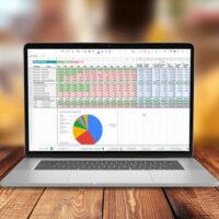 Spirulina Budget Planner