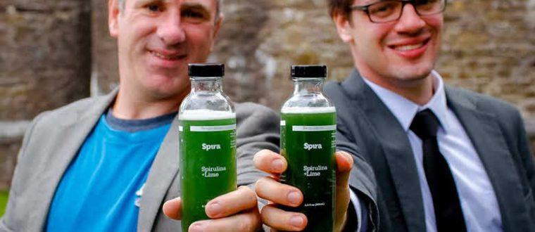Meet Spira- The Spirulina Energy Drink of the Future